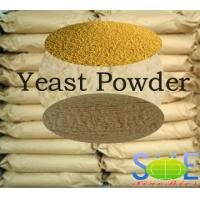 China Powdered Yeast Animal Feed 4.5-6.5 pH For Supplying Protein SYE-PO55 wholesale