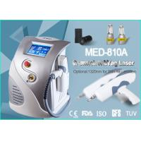 China Pigment Removal Q-Switched ND YAG Laser Tattoo Removal ¢7 And ¢8  Yag Bars wholesale