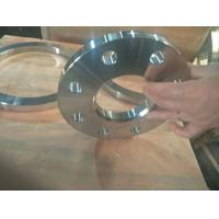 """China Alloy C276 Nickel Alloy Flanges Ring Typr Joint Face ASME B16.5 3"""" SW Socket Weld Flange wholesale"""