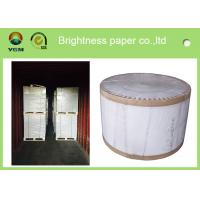 China 100% Wood Pulp Roll white carton board white Back Duplex Board Paper For Gift Wrapping wholesale