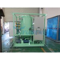 China High Efficiency CE Double Stage Transformer Oil Filtration Machine wholesale