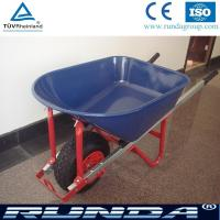 China HIGH QUALITY PNEUMATIC WHEEL TYPE WHEELBARROWS WB8029 wholesale