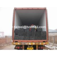 China water line pipe hollow section galvanized round steel pipe p235gh wholesale