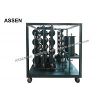 China 4000LPH High Efficiency Transformer Oil Recycling Machine,Online Transformer Oil Circulation Plant wholesale