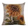 Buy cheap Custom Digital Printing Decorative Sofa Pillows , Square Sofa Cushion from wholesalers