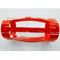 China Hinged Welded Bow Spring Centralizer Bow 4~12 For Oilfield Cementing Equipment wholesale