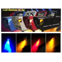 China Single RGB  LED 400w  Stage Fogger  LED Fog Machine Mist Maker  For Audio, Party   X-025 on sale