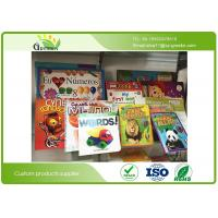 China Environmental Ink Printing Personalised Childrens Board Bookswith Duplex Board Paper Type wholesale