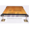 China High Pressure Laminate Serve Room Raised Floor Chipboard PVC Edge Trim wholesale