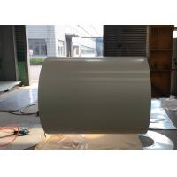 China Ral Code PE Resin Paint Color Coated Steel Coil wholesale