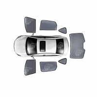 Buy cheap ULK Auto Sunshade Foldable, Nylon magnetic Car Sun Shade for Whole vehicle from wholesalers
