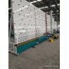 China 2.5M * 3.5M Insulating Glass Production Line , Automatic Double Glazing Machinery wholesale
