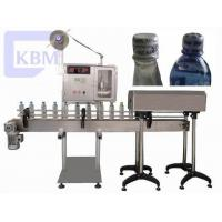 China 1kw Automatic Packaging Machine Cap Label Inserting Machine on sale