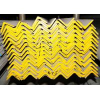 China TISCO Stainless Steel Angle Trim Cold Rolled 10x10mm - 200x200mm Dimensions wholesale