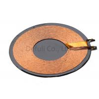 Buy cheap Square Or Round Shape RX Charger Transmitter Coils / QI Wireless Charging Coil from wholesalers