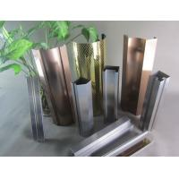 China Stainless steel Tile door and window Inside Outside Corner Trim wholesale