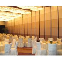 China Morden Style Soundproofing Folding Partition Walls for Conference Room wholesale