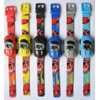 China PLASTIC RACING CAR LCD WATCH wholesale