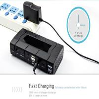 Buy cheap Hot selling japan battery cells power bank 13600 mah,mobile power bank car jump from wholesalers