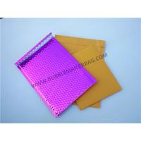 China Large Pink Kraft Bubble Mailers 180x165 #CD-DCD For Household Puncture Resistant wholesale