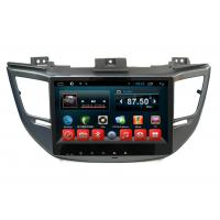 HD 1024*600 Touch Hyundai Dvd Player , Tucsonix35 2016 In Dash Car Stereon Radio Gps Manufactures