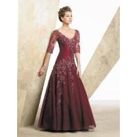 China Sexy V Neck Mother of The Brides Dresses wholesale