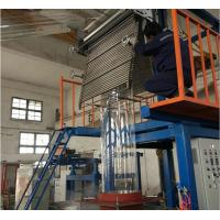 China High Efficiency PVC Shrink Film Blowing Machine on sale
