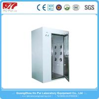 China Custom Single Person Air Shower System For Cleanroom PCL Control wholesale