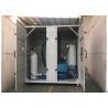 China 11kw Dust Free Vacuum Blasting Machine φ10mm Nozzle For Marine / Shipping wholesale