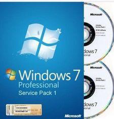 China 32 bit / 64 bit Windows 7 Pro Retail Box Windows 7 Home Premium with COA sticker wholesale