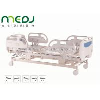 China Electric ICU Hospital Bed Healthcare MJSD04-04 ABS Guardrail With 5 Functions wholesale