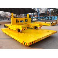 China Wide gauge electric ferry rail traverser for bay to bay material handling wholesale