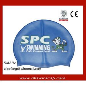 China mens swimming cap swimcap adult swimming cap silicone wholesale