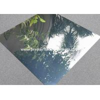 China Specular Laminate Aluminum Mirror Sheet For Reflector Plate Of Solar Energy wholesale