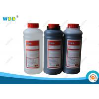 China Continuous Ink Jet Quick Drying Ink For Coding And Marking Machines wholesale