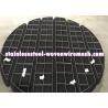 China ROUND/SQUARE/CUSTOMIZE Titanium Wire Mesh Demister Pad Mist Eliminator For Anti - Corrosion wholesale