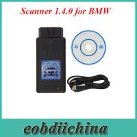 China Scanner 1.4.0 for BMW can do determination of chassis, model, engine, gearbox and complete set wholesale