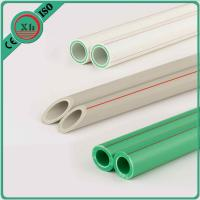 China PN25 Non Toxic Plastic PPR Pipe For Sanitary Pipe / Fittings wholesale