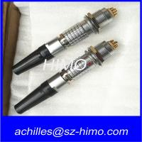 China Compatible Lemo B Series Connectors for Medical Equipment and Sensor wholesale