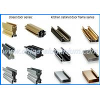 China High Quality Aluminium Profiles for Kitchen Cabinet Door Frame wholesale