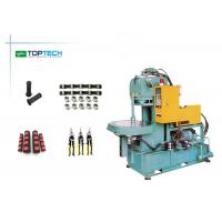 Buy cheap 210 Ton Carbon Fiber Horizontal Rubber Injection Molding Machine With Large Mold from wholesalers