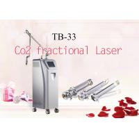 China 10600nm Co2 Fractional Laser Machine For Acne Scars , Vaginal Tightening Skin Renewal Machine on sale