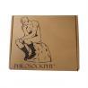 China Fiberboard Shipping Corrugated Carton Box , Brown Color Custom Packaging Boxes wholesale