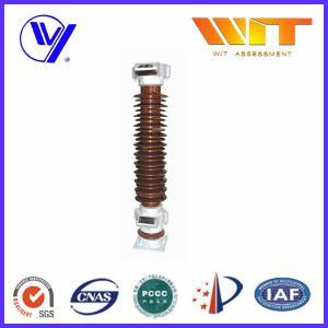 China 69KV Porcelain Electronic Zinc Oxide Lightning Arrester With Double Sealing Structure wholesale