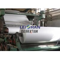 China 20 TPD Printing Paper Making Machine , Automatic Paper Processing Machine wholesale
