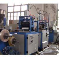 China Water Bath Method Pvc Shrink Film Machine Manufacturer 0.02-0.05mm Thickness on sale