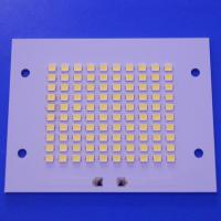 Buy cheap 50W 2835SMD SMD LED PCB Board Module 10 Series 10 Parallel Flood Light Parts from wholesalers