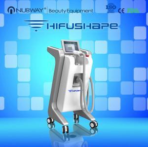 Best hifu high intensity focused ultrasound body slimming machine