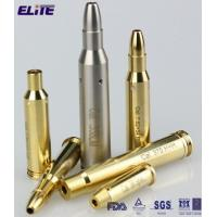 China FDA High Quality 24K Gold Plated Brass 30 06 Laser Bore Sighter Cartridge on sale