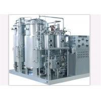 China High Efficiency Soft Drinks Mixer Carbonated Beverage Processing Equipment for Production Line wholesale